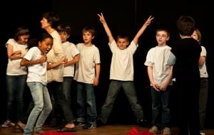 Théâtre polyglotte – Apprendre en s'amusant
