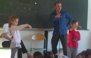 Séquence pédagogique Langues en Scène sur le site primlangues