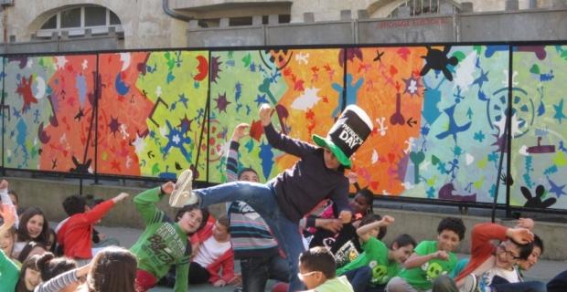 Ils sont bulgares, iraniens, russes en CLIN et se retrouvent tous pour fêter Saint Patrick's day