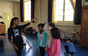 Les élèves découvrent le portugais