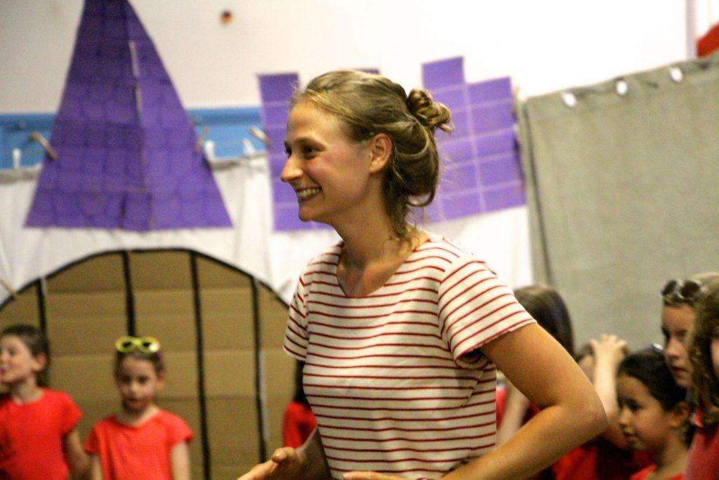 « Princess Smartypants » par les élèves de CE1